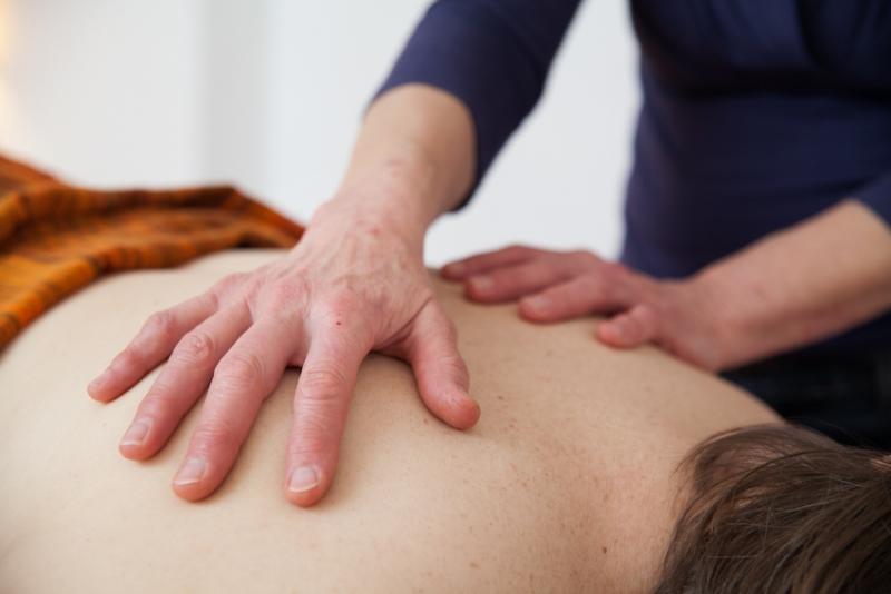 Emma Putman, Praktijk voor massage